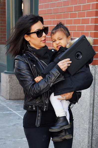 Kim Kardashian Slammed for Motherhood Instagram Post