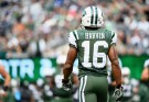 New York Jets Wide Receiver Percy Harvin