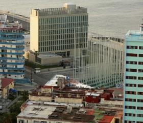 Cuba, U.S. discuss Embassy openings