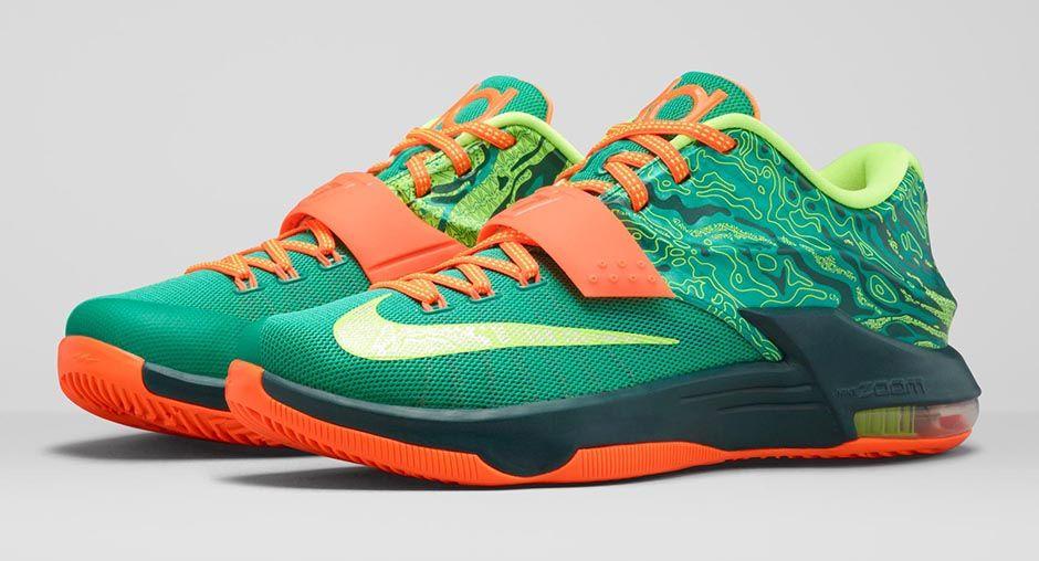 Nike KD 7 Aunt Pearl - Release Date