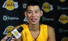Los Angeles Lakers Point Guards Jeremy Lin