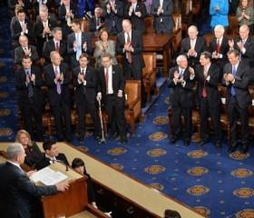 Benjamin Netanyahu Congress