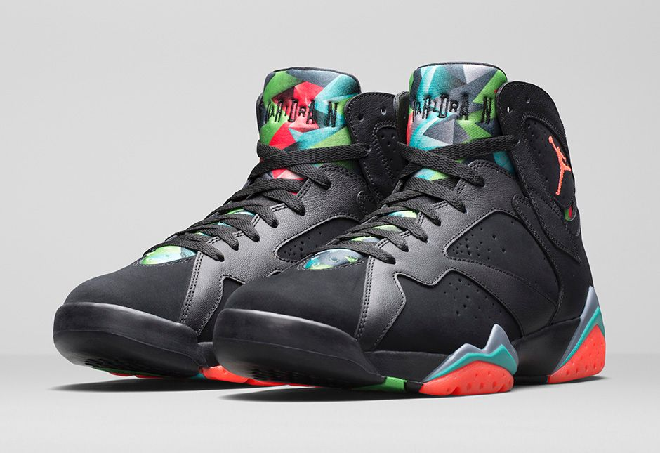 Air Jordan Release Dates 2015 - Air Jordan 7 Retro Barcelona(Photo ...