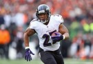Former Baltimore Ravens Running Back Ray Rice