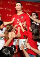 Cristiano-Ronaldo-wax-figure