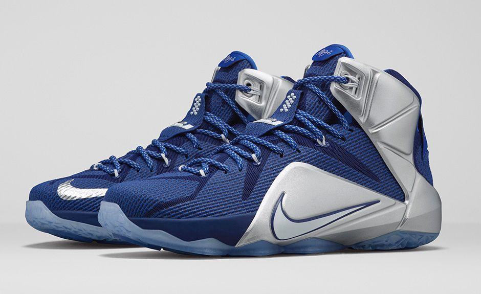 """The LeBron 12 EXT """"Rubber City"""" will be released on Monday with retail ..."""