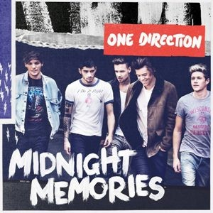 """Midnight Memories,""the third album of British boyband One Direction"