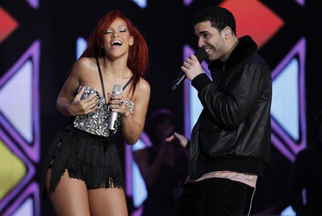 """Loud"" Rihanna and Drake"