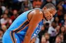 Kevin Durant Could Be Shut Down for Remainder of Season