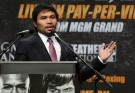 Pacquiao Picked to Win Over Mayweather