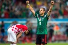 Mexico Forward Javier Hernández
