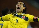 Colombia Forward Radamel Falcao