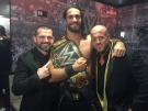WWE World Heavyweight Champion Seth Rollins