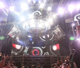 Ultra Music Festival in Miami, Florida