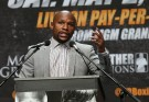 Floyd Mayweather Talks May 2 Fight Against Manny Pacquiao