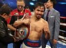WBO Welterweight Champions Manny Pacquiao
