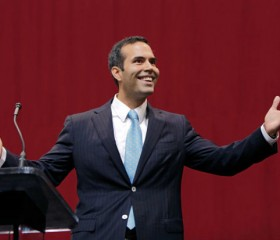 Leadership award for George P. Bush divides Texas Latinos