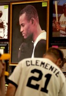 Pittsburgh Pirates Great Roberto Clemente