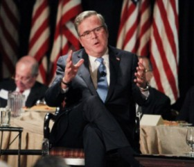 Jeb Bush fields tough questions on family, immigration in N.H.