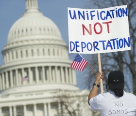 US Capitol immigration deportation