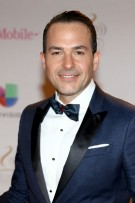 Taking over Figueroa's Univision role challenging, Calderón admits