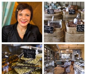 Chocolatier Maribel Lieberman