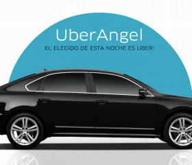 Uber Angel, Colombian Designated Driver service