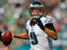 Former Philadelphia Eagles Quarterback Nick Foles