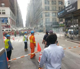 Manhole Explosions in Manhattan