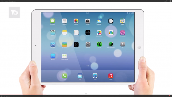 New ipad release date 2015