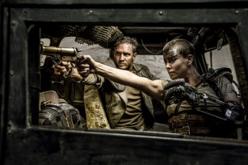 """Mad Max: Fury Road"" looks nothing like the above image, as the film boasts vibrant color."