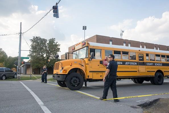 Little School Bus School-bus