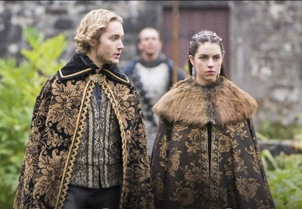 Reign season 3 spoilers mary and frances grow closer leith and
