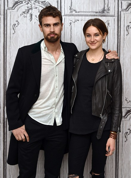 ... Page Girlfriend - Dating Shailene Woodley dating? (Glamour.com UK