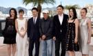 Shu Qi, Hsieh Hsin-Ying, Tsumabuki Satoshi, Hou Hsiao-Hsien, Chang Chen, Zhou Yun and Sheu Fang-Yi