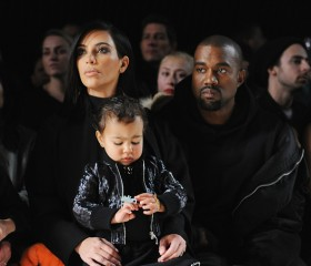 Kim Kardashian Says Baby North Loves Makeup