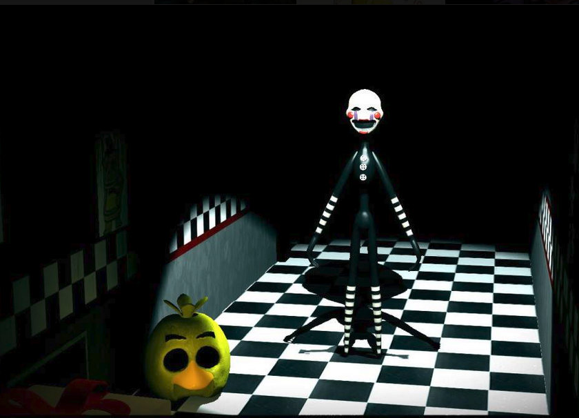 The puppet photo five nights at freddy s facebook