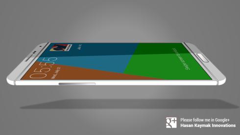 Samsung Galaxy Note 4 Specs Samsung Galaxy Note 4 Concept