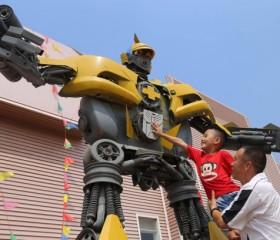 Man-made Transformers In Cangzhou
