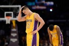 Los Angeles Lakers Point Guard Jeremy Lin