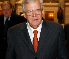Former Speaker of the House Dennis Hastert