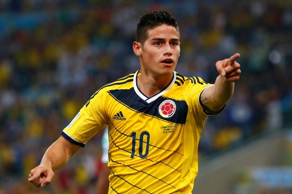 James Rodriguez is one of the best young players in the world today