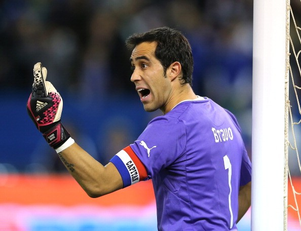 Claudio Bravo is the best goalkeeper in this Copa America