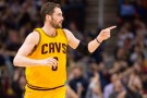 Cleveland Cavaliers Power Forward Kevin Love