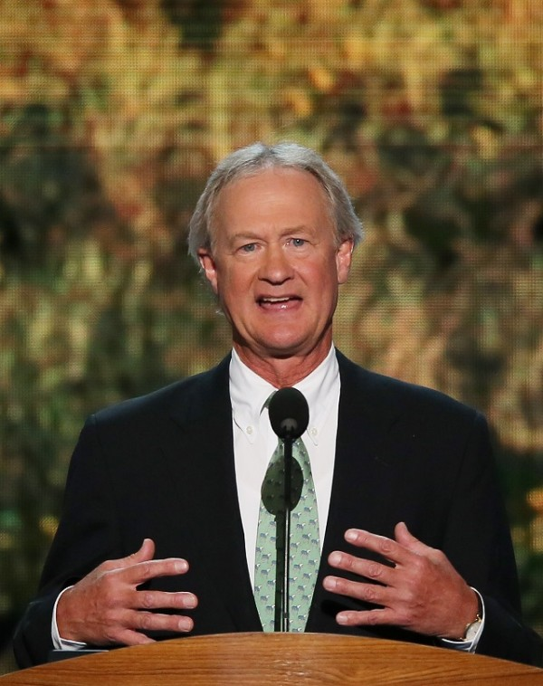 lincoln chafee height