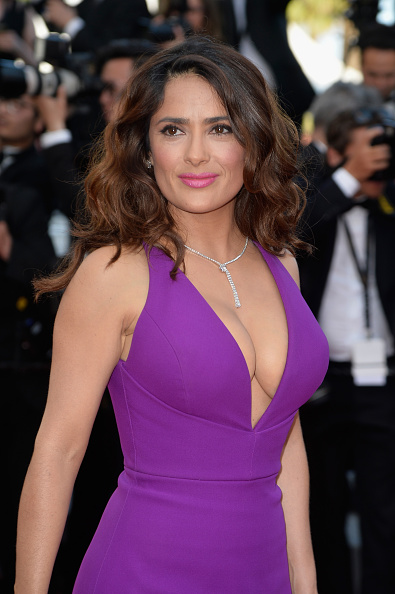 17 Actress Salma Hayek Salma Hayek