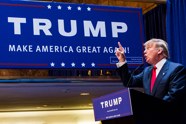 Donald Trump Presidential Campaign One Year Later: Civil Rights Icon ...