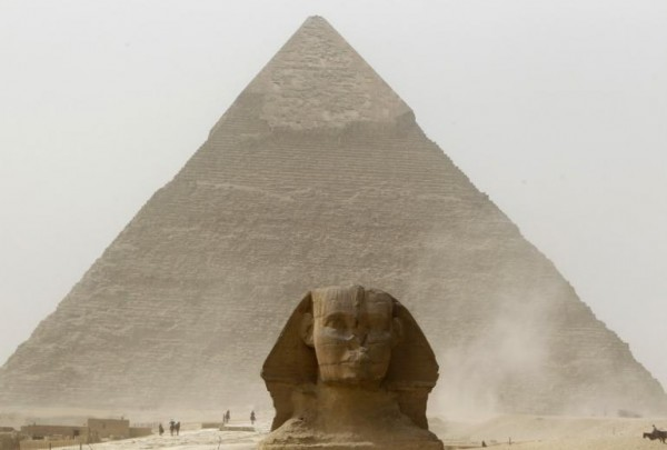 Egypt has discovered the burial sight of a previously-unknown ruler.