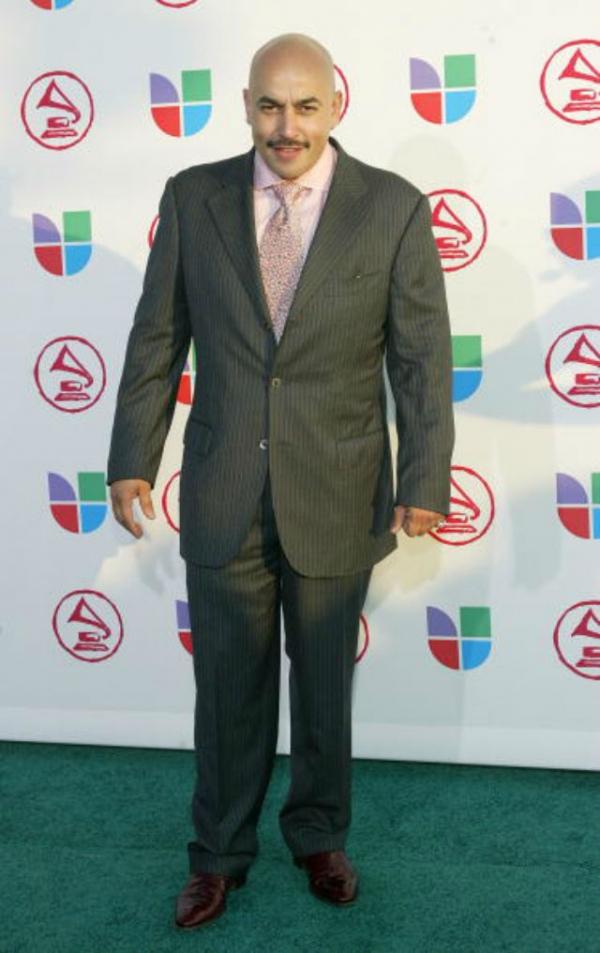 Lupillo Rivera arrives at the 6th annual Latin Grammy awards on Nov. 3