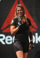 Launch Of The Reebok UFC Fight Kit